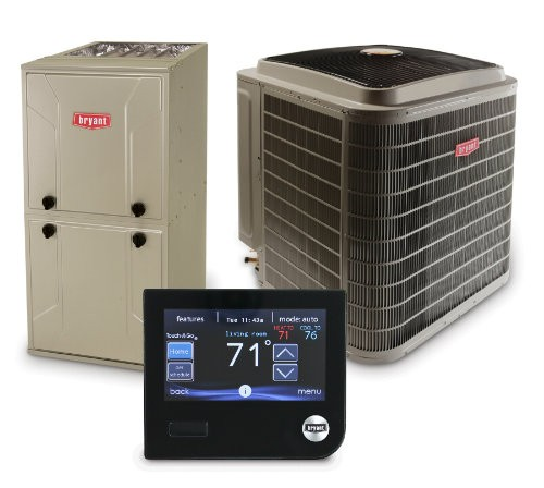 Douglas Cooling and Heating will install a new Bryant Evolution system in your home at your request.