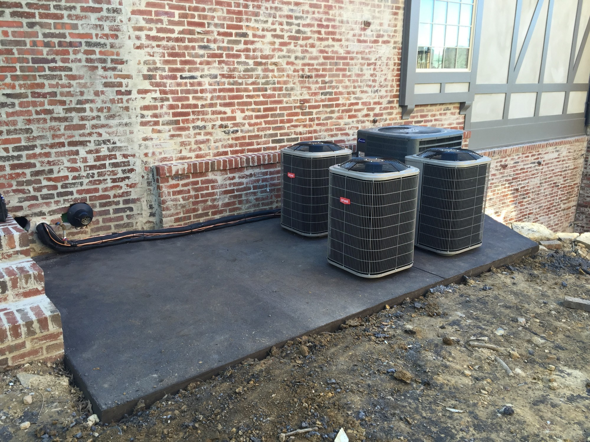New Construction AC Units in Mountain Brook AL