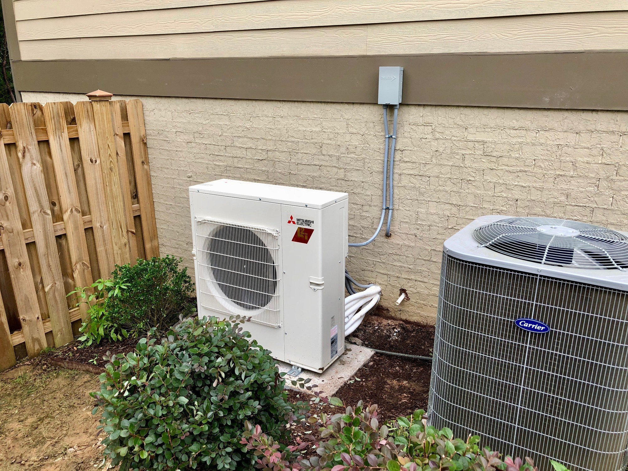 Douglas Cooling And Heating Installs New Efficient