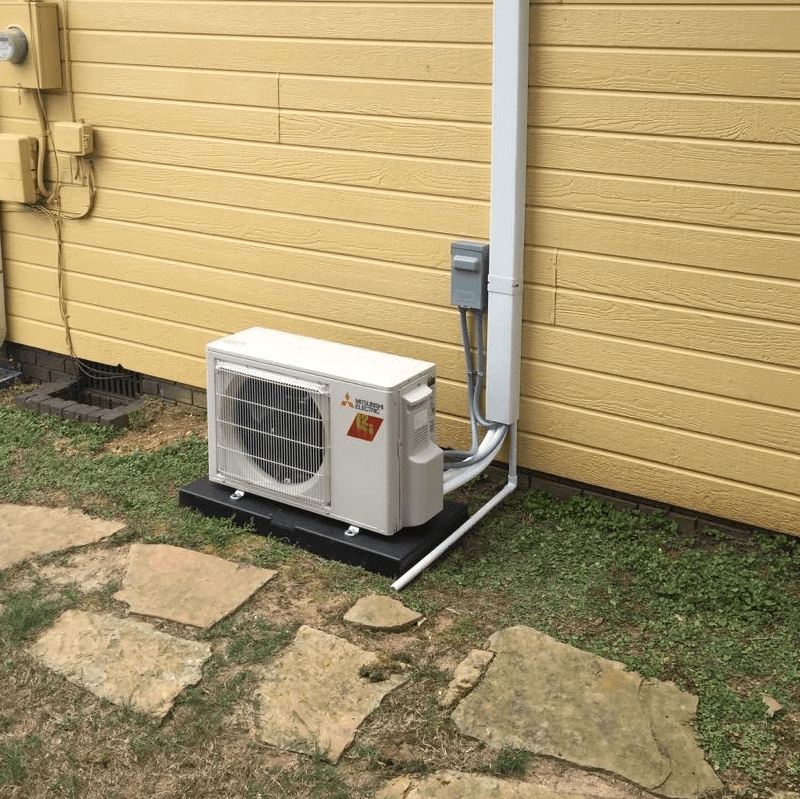 Douglas Cooling and Heating installs New, Efficient