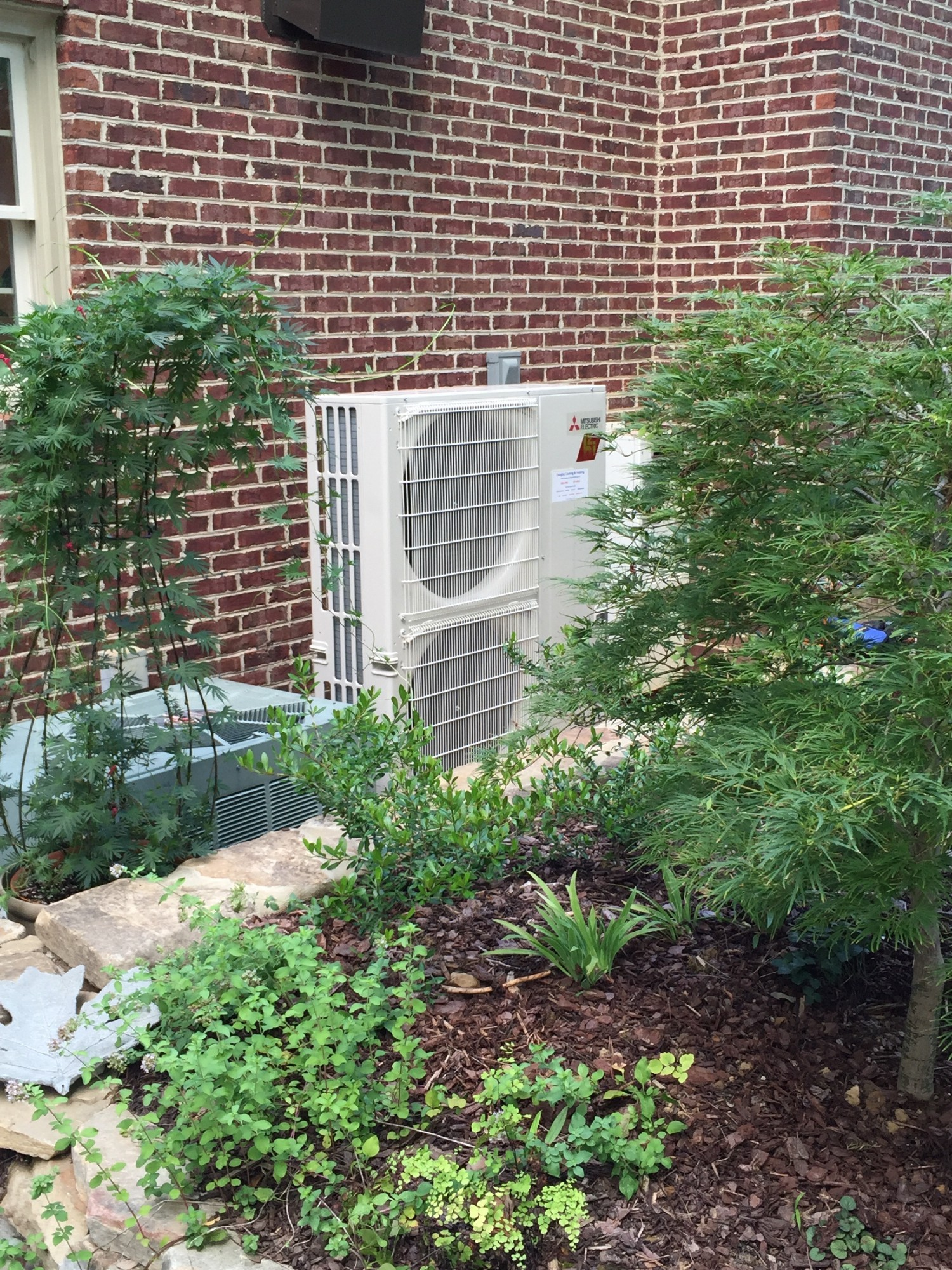 Recently Installed Ductless Mini Split