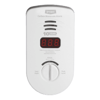 Free Carbon Monoxide Detector with Bryant System Purchase